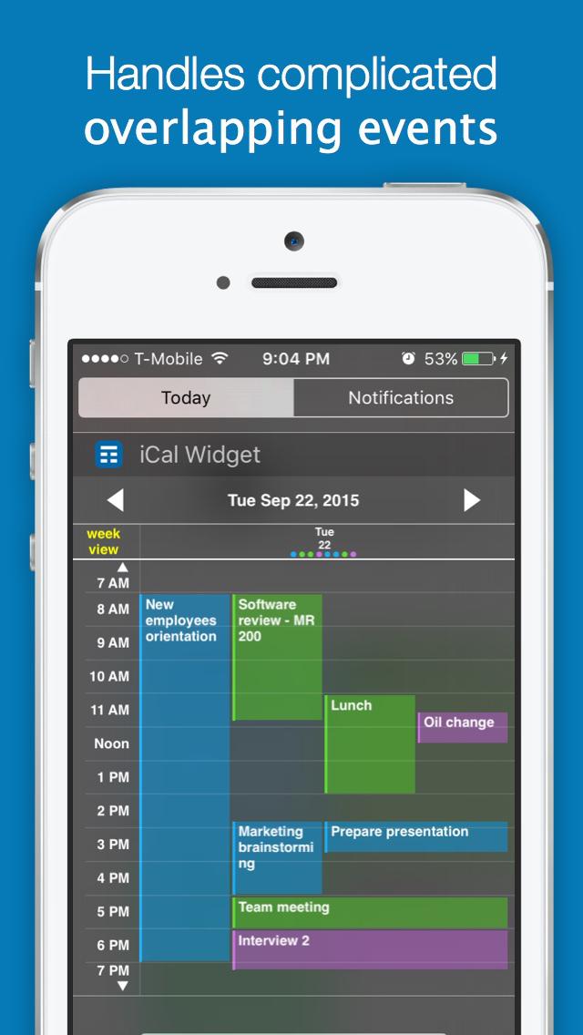 Giveaway widget app