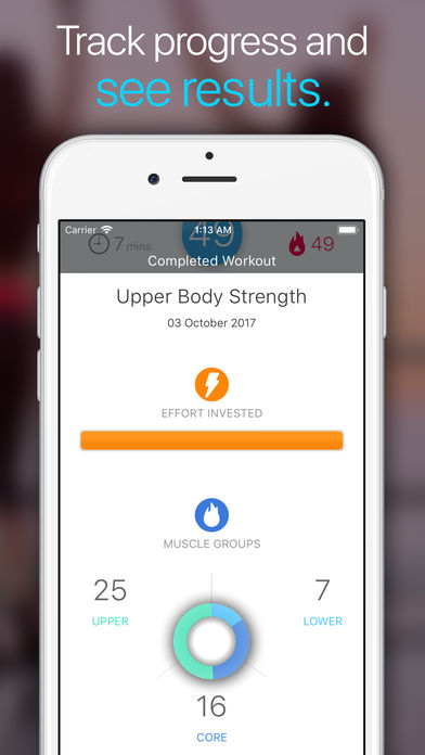 iPhone Giveaway of the Day - Wonder 7 Minute Workout App