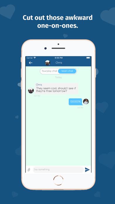 Dubbel dating app