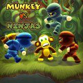 Munkey Vs Ninjas Giveaway