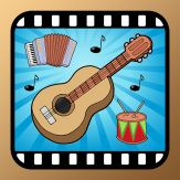 Video Touch - Musical Instruments Giveaway