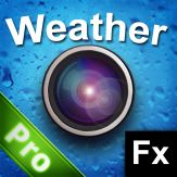 PhotoJus Weather FX Pro- Pic Effect for Instagram Giveaway