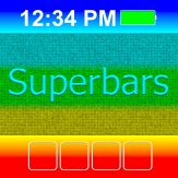 Superbars: change the look of your Home & Lock screens Giveaway