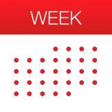 Week Calendar for iPad Giveaway