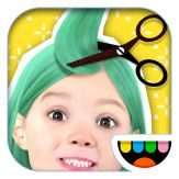 Toca Hair Salon Me Giveaway