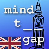 Mind the Gap – Guess Words in English Texts Giveaway