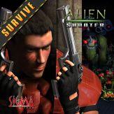 Alien Shooter - Survive Giveaway