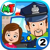 My Town : Police Giveaway