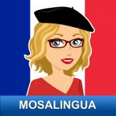 French: learn with MosaLingua Giveaway