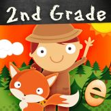 Animal Second Grade Math Games for Kids in First, Second and Third Grade Premium Giveaway