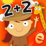 Animal Math Games for Kids Giveaway