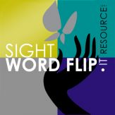 Sight Word Flip It Giveaway