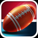 Football Kick Flick - Rugby Football Field Goal Giveaway