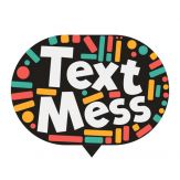 Text Mess - turn your messages into art Giveaway