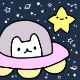 Space Cat Star Hunter Giveaway