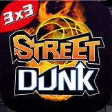 Street Dunk 3x3 Basketball Giveaway