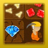 Treasure Miner - 2d gem mine Giveaway