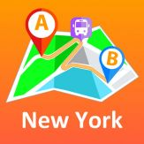 New York City - offline map Giveaway