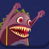Monster and Cat - Interactive story Play Book game Giveaway