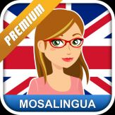 Learn English - MosaLingua Giveaway