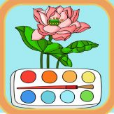 Coloring Flowers VIP Giveaway