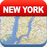 New York Offline Map Giveaway