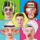 Create A New Face : Face Booth Giveaway