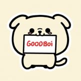 Goodboi Stickers: Aminals Giveaway