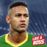 Match MVP Neymar JR - Football Giveaway