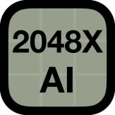 2048X AI - 2048 with AI solver Giveaway