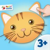 Animated Animal Puzzle for kids by HAPPYTOUCH® Giveaway