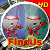 FindUs - Spot The Differences Giveaway