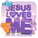Jesus Loves Me Giveaway
