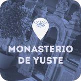 Monastery of San Jerónimo de Yuste Giveaway