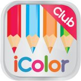 iColor Club: Coloring book and pages for Adults Giveaway