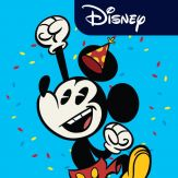 Disney Stickers: Mickey Giveaway