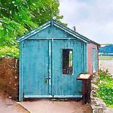 Writing Shed Giveaway