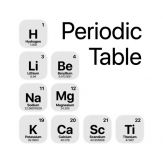 Periodic Table Chemistry 4 Giveaway