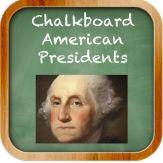 Chalkboard American Presidents Giveaway