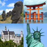 Famous Monuments of the World Giveaway