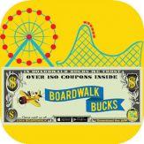 Boardwalk Bucks Giveaway
