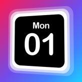 Calendar Widget - Date Widgets Giveaway