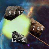 Mathteroids: Math Asteroids Giveaway