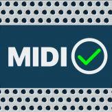 MIDI Check - Diagnose Tool Giveaway