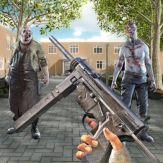Unkilled Dead Zombie Target 3D Giveaway