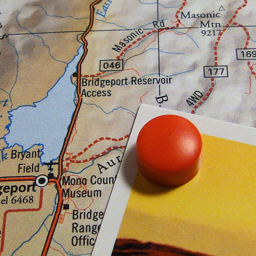 PinApp - geotagging, even in iPhoto and Aperture