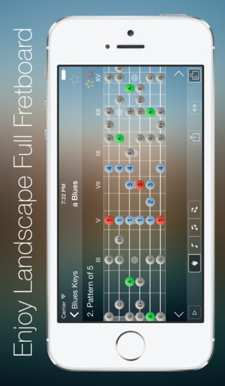 iphone scale app iphone giveaway of the day scales pro for guitar 12267