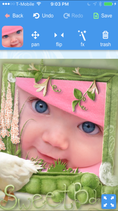 iPhone Giveaway of the Day - imikimi Photo Frames & FX