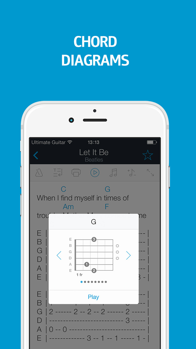 Iphone Giveaway Of The Day Ultimate Guitar Tabs