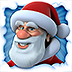 Papai Noel para iPad - Talking Santa for iPad
